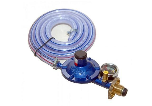 Cần kiểm tra định kỳ dây dẫn gas, van gas