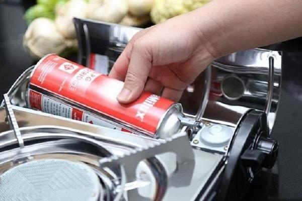 Lời khuyên sử dụng bếp gas mini an toàn