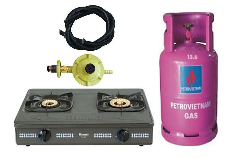 Một số thắc mắc thường gặp khi sử dụng bình gas