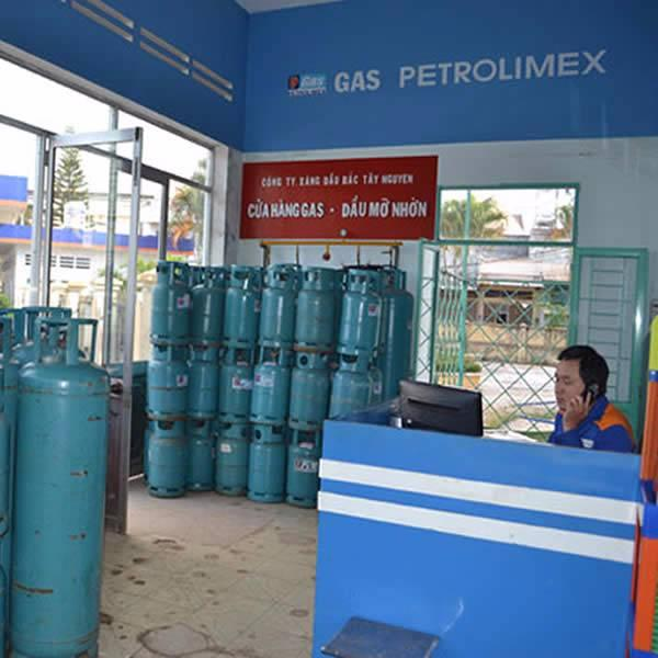 Tư vấn cách lựa chọn bình gas an toàn cho gia đình